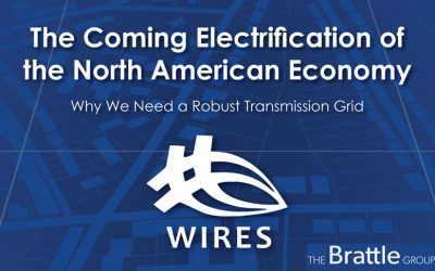 The Coming Electrification of the North American Economy
