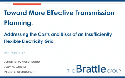 Toward More Effective Transmission Planning