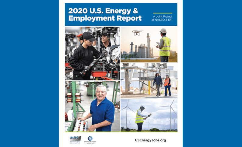 2020 U.S. Energy & Employment Report