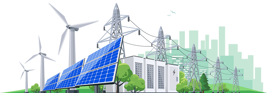 Renewable energy and transmission