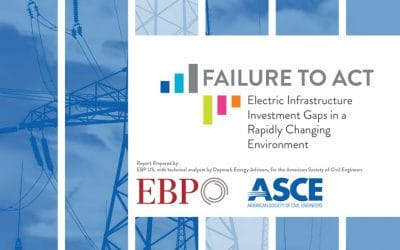 Failure to Act: Electric Infrastructure Investment Gaps in a Rapidly Changing Environment