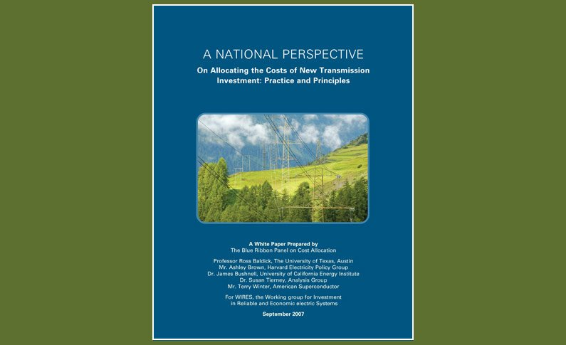 A National Perspective report cover
