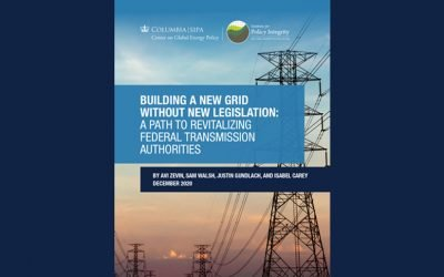 Building a New Grid Without New Legislation: A Path to Revitalizing Federal Transmission Authorities