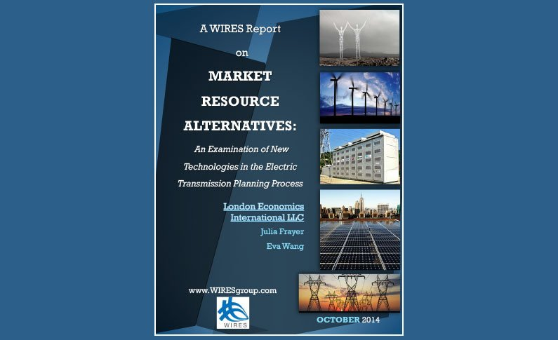 Market Resource Alternatives report cover