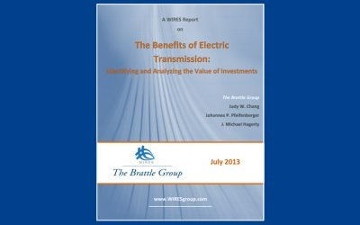 The Benefits of Electric Transmission: Identifying and Analyzing the Value of Investments