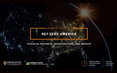 Net-Zero America: Potential Pathways, Infrastructure, and Impacts