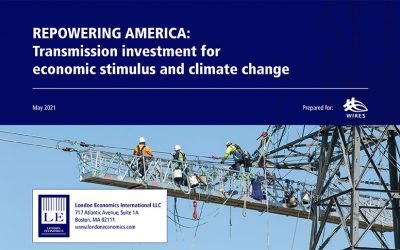 Repowering America: Transmission investment for  economic stimulus and climate change