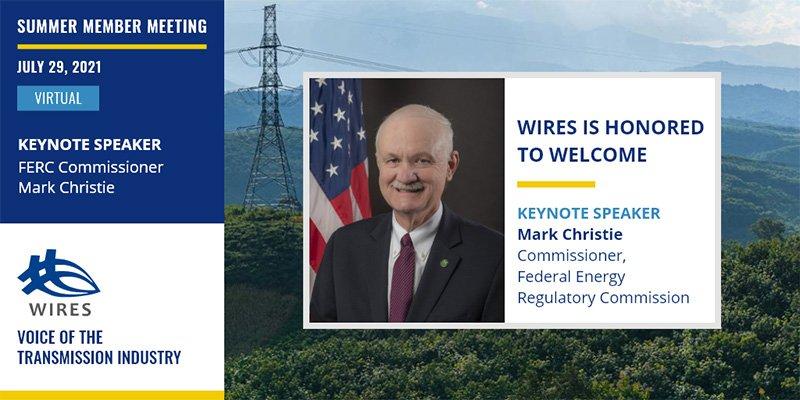FERC Commissioner Mark Christie